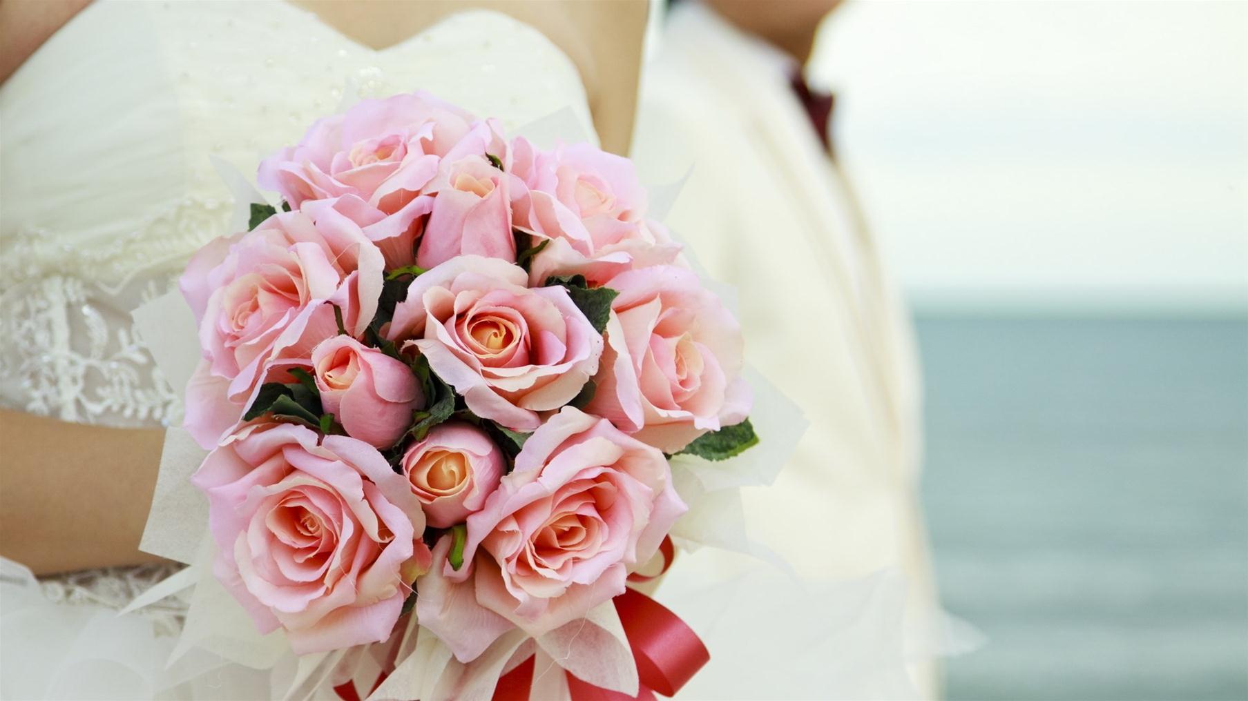 Wedding Flowers - Mr Michaels Florist Bellshill Coatbridge